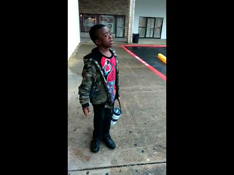 Talented Kid Sings My God Is Awesome By Charles Jenkins