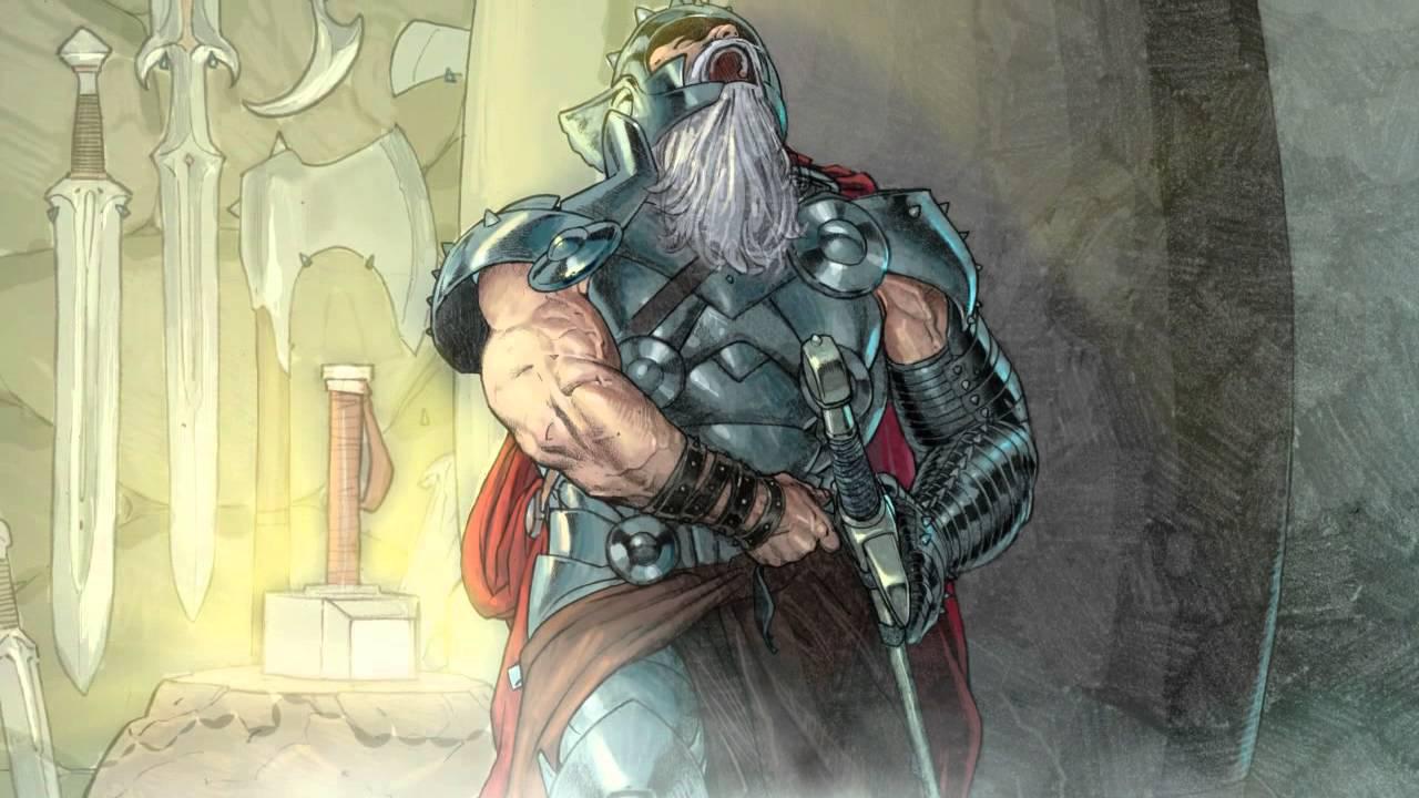 thor myth to marvel