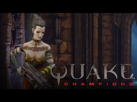 Quake Champions – Slash Champion Trailer (PEGI)