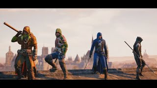 Assassin's Creed Unity - геймплейный трейлер кооператива [RU HD]