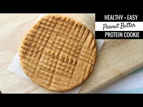 Peanut Butter Cookie Recipe | The BEST Peanut Butter Protein Cookies You'll Ever Make!
