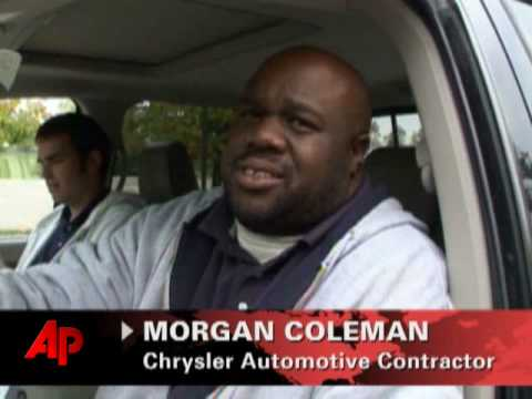 Chrysler to Cut 25 Percent of Salaried Workers