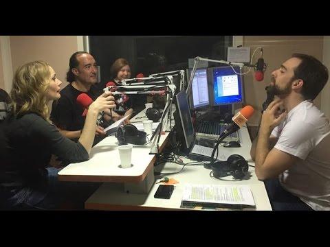 """Entrevista a Silvia Segovia en """"La Claqueta"""" de Espacio4 FM Rivas"""