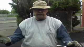 Fence Video On How To Install Tension Wire For Chain Link Fence