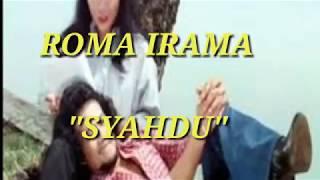 "Gambar cover Syahdu""  Roma irama"