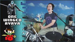 One Winged Ayaya On Drums!
