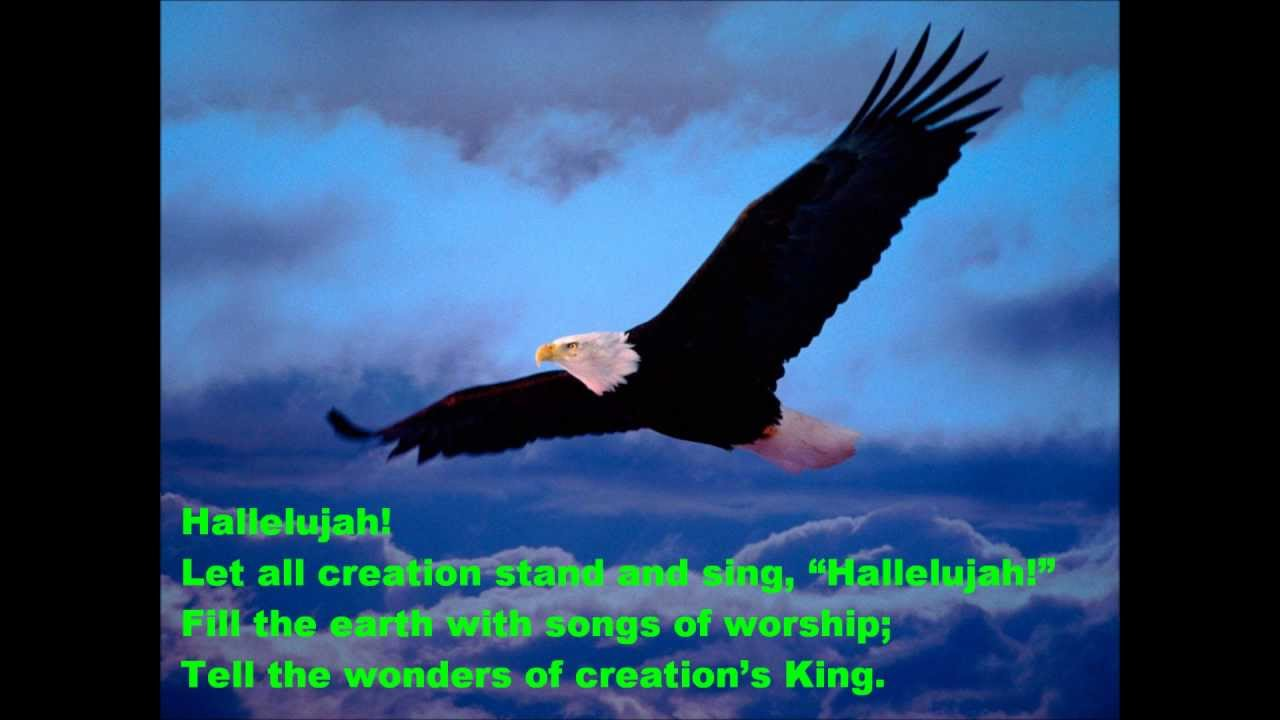 creation sings the father 39 s song with lyrics keith kristyn getty steve green youtube. Black Bedroom Furniture Sets. Home Design Ideas
