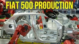 Fiat 500 Production
