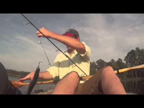 Ultaralight Fishing Evans County (GA) PFA