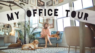 MY HOME OFFICE TOUR! | 2020
