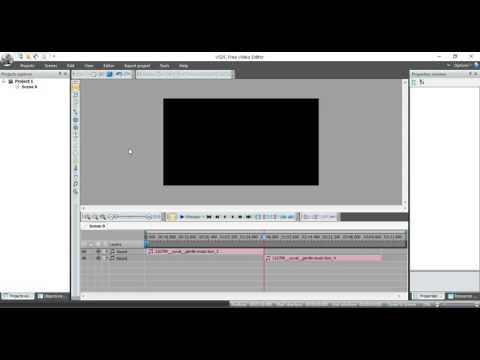 VSDC Video Editor: Repeating Audio Tutorial