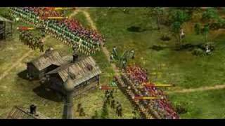 Cossacks II Battle For Europe trailer