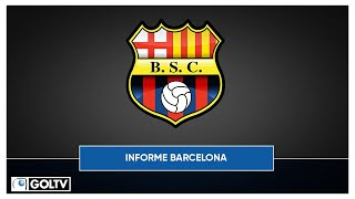 Informe Barcelona SC
