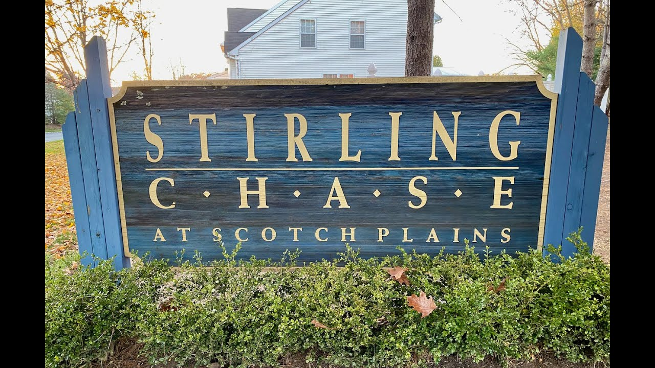 Tour of Stirling Chase (Sterling Chase) in Scotch Plain