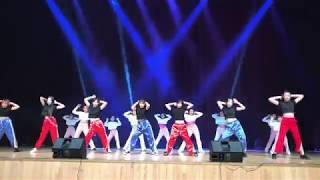 율원걸스데이_19.10.05 2019 전국청소년 Dream Up 힙합&재즈댄스 경연대회