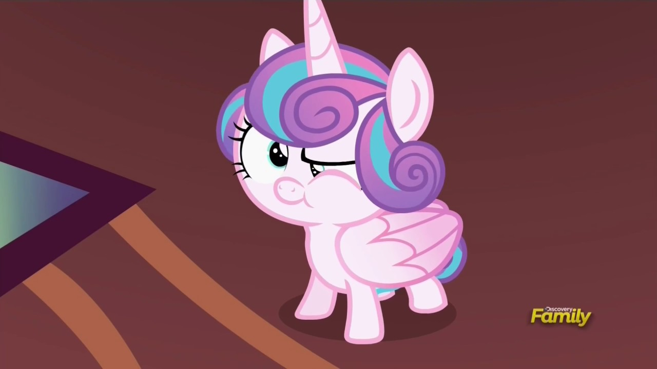 flurry heart tries to wink a flurry of emotions youtube