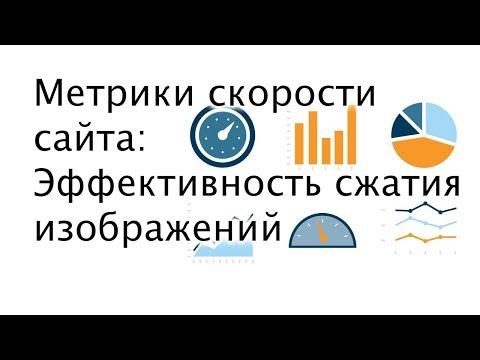 Метрики скорости сайта: эффективность сжатия изображений - ускорениесайта.рф