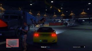 GTA 5 ONLINE | EP.7 | Misión de 10.000 $ Completa | DjMaRiiO