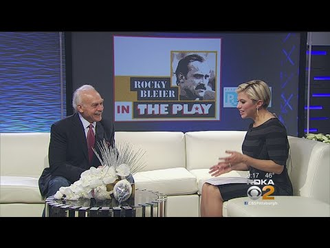 Rocky Bleier Discusses 'The Play'