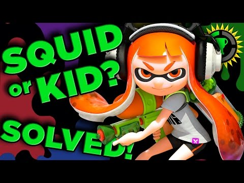 Thumbnail: Game Theory: Are You a Kid or Squid? - Splatoon SOLVED!