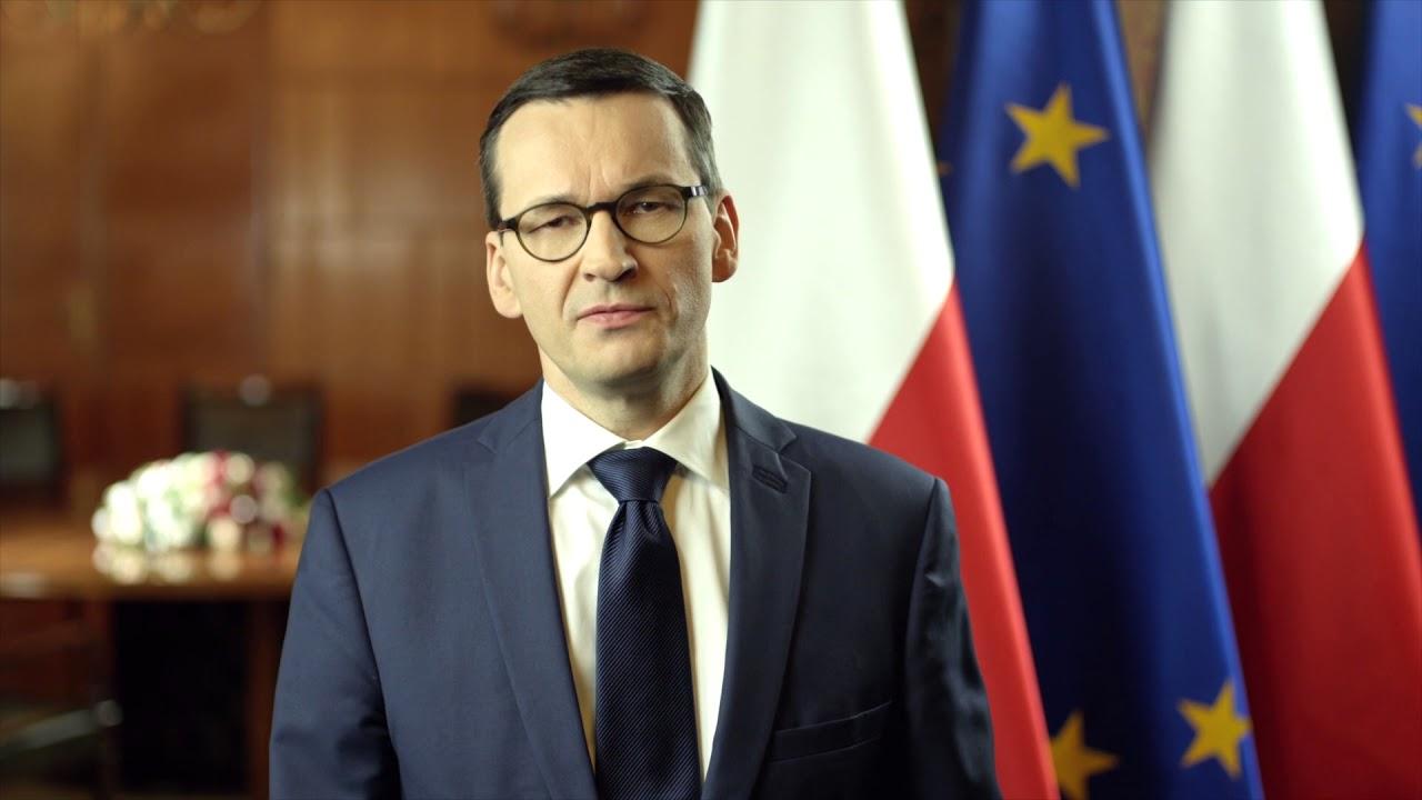 Oświadczenie premiera Mateusza Morawieckiego nt. ustawy o IPN