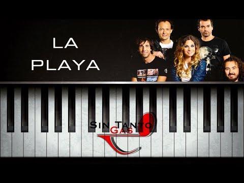 La Playa / Parte 1/ Piano  / Cover