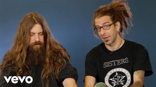 Lamb of God - VEVO News Interview: Normal Life