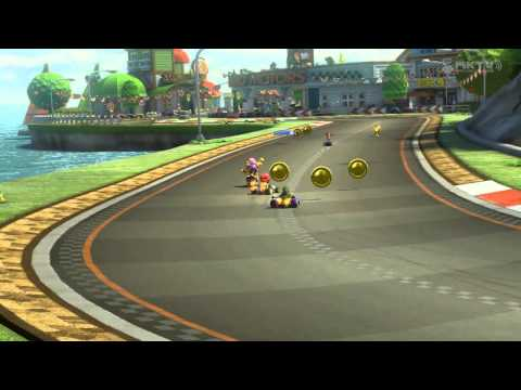 Mario Kart 8 - Blue Shell of Justice