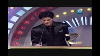 SRK wins Best Actor for Don 2 & Electrifying performance at Zee Cine Awards
