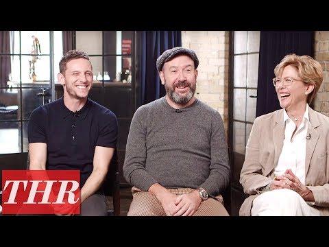 Annette Bening & Jamie Bell on the Love Story in 'Film Stars Don't Die in Liverpool' | TIFF 2017