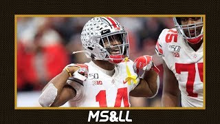 Ohio State Buckeyes Who Could Impact the Browns in the 2020 NFL Draft - MS&LL 2/26/20