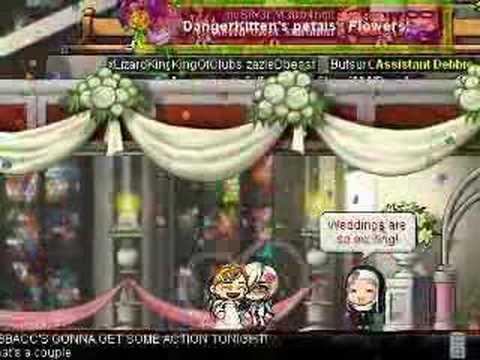 Sabbacc & Zazu's Maple Wedding