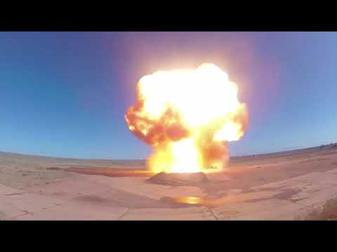 RAW: Russia test-launches new interceptor missile