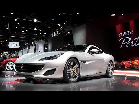 2018 Ferrari Portofino at the Frankfurt Motor Show