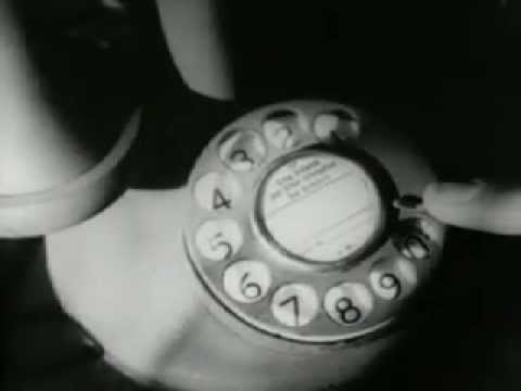 How to Use the Dial Phone (1927)