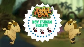 Animal Jam: New Trading System! (Up to 20 items!)