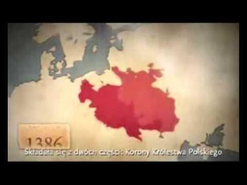Polska Poland Borders 990 - 2008