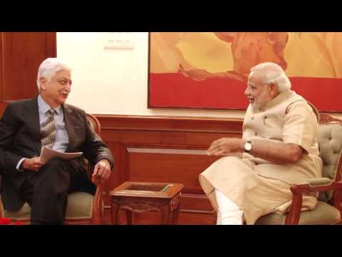 Wipro Chairman Azim Premji calls on PM Modi