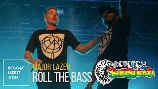 Major Lazer - Roll The Bass @ Rototom Sunsplash 2015