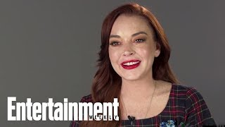 Lindsay Lohan Reveals Where She Thinks Her Characters Are Today | Entertainment Weekly