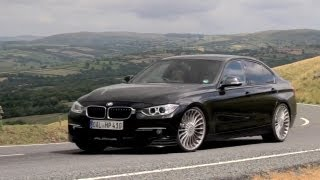 Alpina B3: Perfect Road Car (Thrashed on Track) -- /CHRIS HARRIS ON CARS