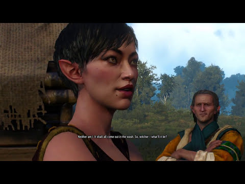 Recruit Eveline Gallo the Ermine by giving coins (Breaking & Entering)Witcher 3 Hearts of Stone