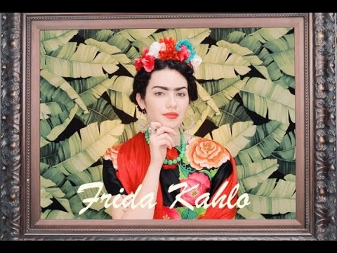 Frida Kahlo // LaMadelynn