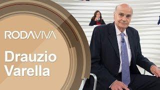 Drauzio Varella é o entrevistado do Roda Viva desta segunda-feira, ...
