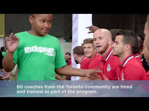 MLSE Foundation's 2017-2018 Community Impact