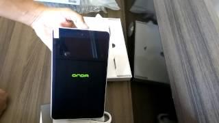 tablet Onda V80 SE  Unboxing - PT BR