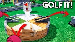 LA RULETA DE LA FORTUNA... QUE HACES? Golf It!