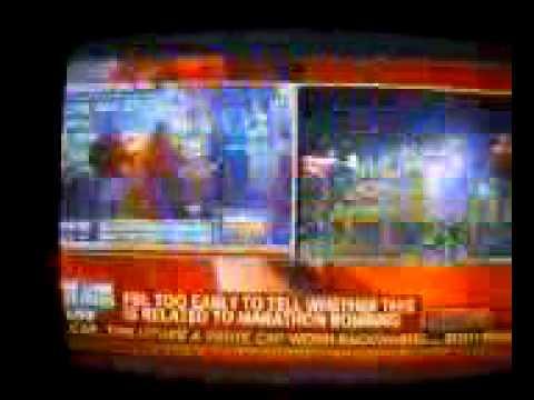 Boston Globe claims marathon bomber arrested