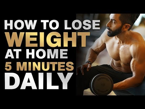 Easy Exercises to Lose Weight Fast At Home