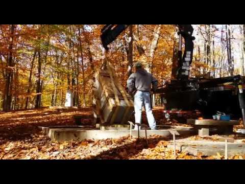 MOH Grove Maryland Obelisk Installation 11.10.16